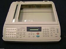 Xerox WorkCenter PE 120i Control Panel Display & Document Glass Scanner Assembly