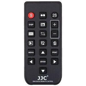 JJC RM-DSLR2 Wireless Remote Control for Sony A6600,A6500,A7 IV, A7 III, A7R III