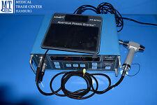 ARTHREX AR-8200SG Arthroskopie Shaver Konsole + Fußschalter AR-8210G und Bohrer
