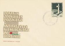 Poland FDC (Mi. 2159) Victory #1