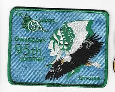BOY SCOUT   OWASIPPE  S.R.  95TH ANNIV PP   CHICAGO A.C.   ILL