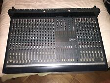 Soundcraft Ghost 24 Channel Mixer Recording Console (LOCAL PICK UP)