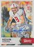 Kevin Hogan 2016 Panini Classics rookie RC autograph auto card 217 /299