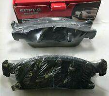 Disc Brake Pad Set SUPER PAD SEMI-METALLIC PADS Front Dash 4 Brake SMD1455