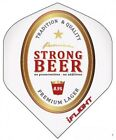 STRONG BEER RUTHLESS INVINCIBLE  STANDARD SHAPE FLIGHTS