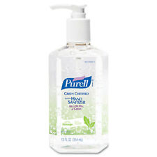 PURELL Advanced Green Certified Instant Hand Sanitizer Gel 12 oz Pump Bottle