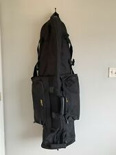 Bag Boy T-9 Deluxe Wheeled Golf Travel Cover with 2 Oversized Shoe Pouches
