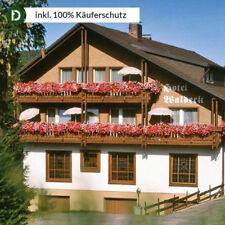 Schwarzwald 6 Tage Feldberg Gutschein Hotel Waldeck Reise-Gutschein Wandern