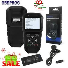 OBDPROG MT401 Od0meter Adjustment Correction OBDII Diagnostic Scan Reset Tool