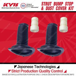 2x Front Bump Stop + Dust Cover Kit for Toyota Rav 4 SXA10 11 R ACA20 21 22 23 R