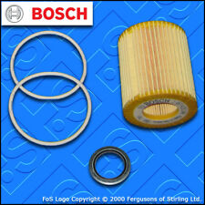SERVICE KIT VAUXHALL VECTRA C 1.9 CDTI BOSCH OIL FILTER SUMP PLUG SEAL 2004-2008