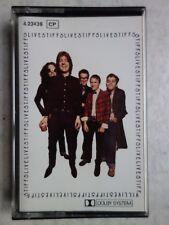 Live Stiffs Live - Cassette  Ian Dury  Wreckless Eric  Nick Lowe  Elvis Costello