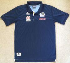 Central Coast Mariners 10 Year Football Soccer Media Polo Shirt - Kappa - Mens M