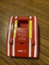 1 New Novelty Room Illume Light Alarm High Power Duel Cob LED Switch Light Fire