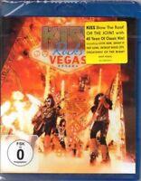 Kiss - Rocks Vegas - BluRay - Neu / OVP