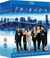 FRIENDS Complete Season Series 1 2 3 4 5 6 7 8 9 10 1-10 Boxset NEW BLU-RAY