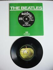 """The Beatles Get Back Vinyl UK 1976 The Singles Collection 7"""" Apple Single"""