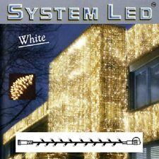 System LED Lichterkette 5m 50er warmweiß - weiß Best Season 466-06