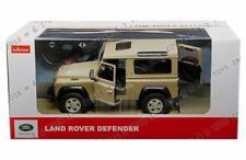 Rastar 1:14 RC Radio Control Car Land Rover Defender Light Brown 78400YL