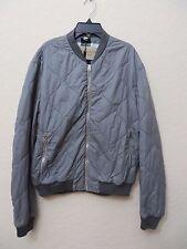 New Burberry Brit Mens Maxson Light Grey Jacket Size L  MSRP$ 895.00