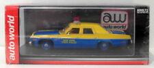 Voitures, camions et fourgons miniatures bleus en résine avec offre groupée