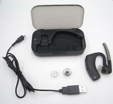 Plantronics Voyager Legend Bluetooth Ear-hook Headset with Charging Case Bundle