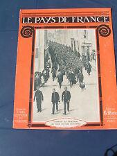 Pays de France 1914 4 VILLERS AUX VENT SAINT NAZAIRE REVIGNY SUR ORNAIN DUNKERQU
