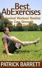 Best Ab Exercises : Abdominal Workout Routine for Core Strength and a Flat...
