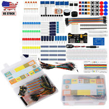 Diy Electronics Component Basic Starter Kit With830 Tie Points Breadboard Resistor
