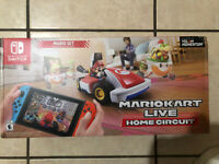NEW Mario Kart Live: Home Circuit - Nintendo Switch  IN HAND Fast Ship Sealed