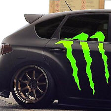 LARGE vinyl car van side sticker graphic decal mg vauxhall peugeot seat bmw ford