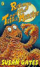 Revenge of the Toffee Monster by Susan Gates, Good Used Book (Paperback) FREE &