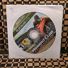 Midnight Club: Los Angeles -- Complete Edition (Microsoft Xbox 360)NO CASE #9870