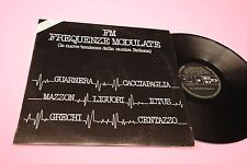 CACCIAPAGLIA LP FREQUENZE MODULATE ORIG ITALY PROG 1976 EX