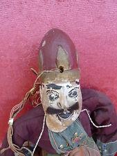 schöne,alte Holz-Marionette__Asien (Japan, Indonesien..)__geschnitzt und bemalt