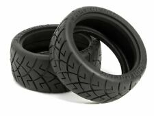 NEW HPI Sprint 2 Nitro X-Pattern Tire 26mm D Compound (2) 4790