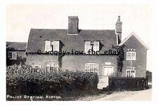 rp3126 - Police Station , Kirton near Felixstowe , Suffolk - photograph
