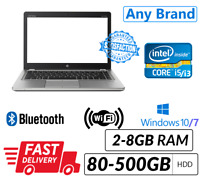 Cheap Laptop Intel Core i5/i3 Windows 7/10 HP/Dell/Lenovo/Acer Next Day Delivery
