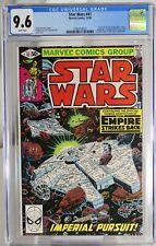 STAR WARS # 41 - CGC 9.6 - (GF) - 1st Appearance of YODA - KEY BOOK - Part 3 ESB