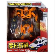 Taikongshenrs Bumble Bee Transformers Action Figure Toys