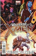 WOLVERINE AND THE X-MEN #25 MARVEL NOW MCGUINNESS 1:50 VARIANT NM 1st PRINT
