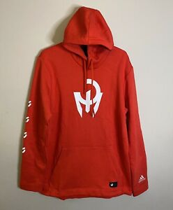 Adidas Patrick Mahomes Red Hoodie HF4611 Limited Size 4XLT NR DS