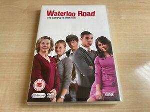 WATERLOO ROAD COMPLETE 6TH SIXTH SEASON SERIES 6 SIX DVD BBC TV SHOW - DAMAGED
