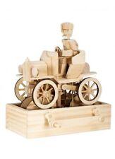 Timberkits Voiture Ancienne Bois Kit Automate à Assembler Soi-Même