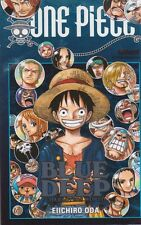 ONE PIECE BLUE DEEP Oda artbook Manga shonen