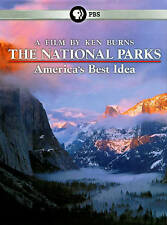 Ken Burns - The National Parks: Americas Best Idea (DVD, 2016, 6-Disc Set) New
