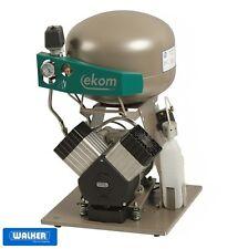 Dentalkompressor ölfrei EKOM DK50 2V/MD mit Membrantrockner - in Laborqualität