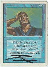 Unlimited  Psionic Blast  MTG    Magic  Uncommon *