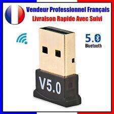 Mini Clé USB Adaptateur Transmetteur Bluetooth 5.0 Dongle Pour PC / Ordinateur