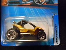 HW HOT WHEELS 2005 #165 POWER SANDER DUNE BUGGY HOTWHEELS GOLD VHTF